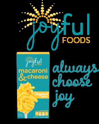Joyful Foods_Always Choose Joy